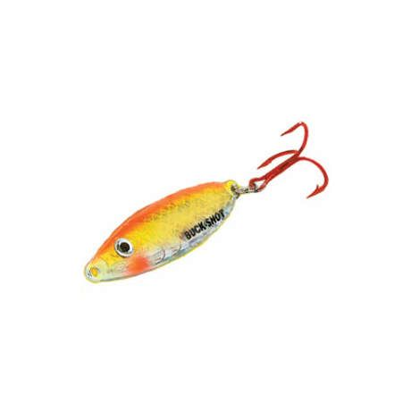 Northland tackle buck shot rattle fishing spoon cabela 39 s for Cabela s fishing lures