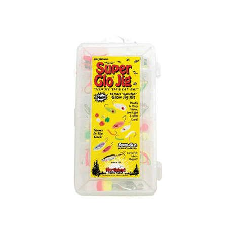 Northland Super Glo Gamefish 50-Piece Kit