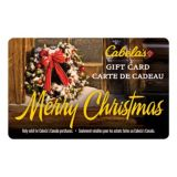 Picture of Cabela's Canada Gift Card - Christmas Wreath