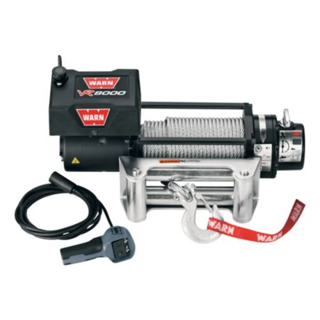 Warn VR Series Winches - VR 8000