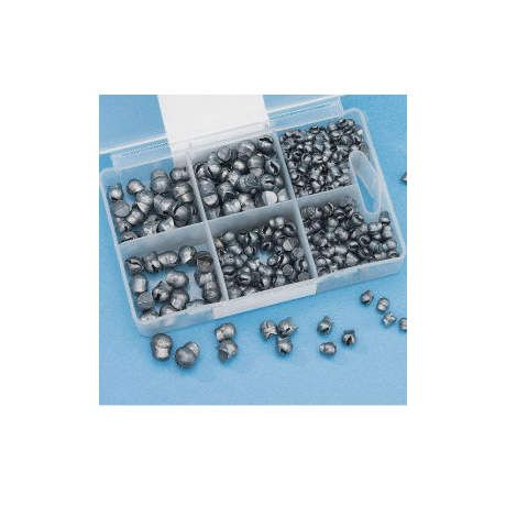 Cabela's 420-Piece Reusable Split Shot Sinkers Assortment