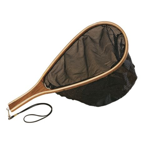 Cabela's Wooden Catch-And-Release Nets - Teardrop