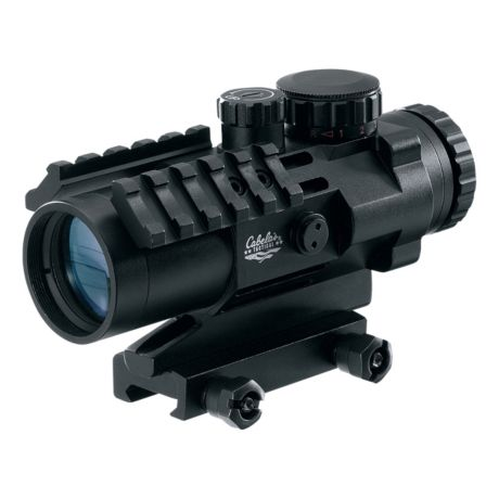 Cabela's 3x Tactical Prism Sight