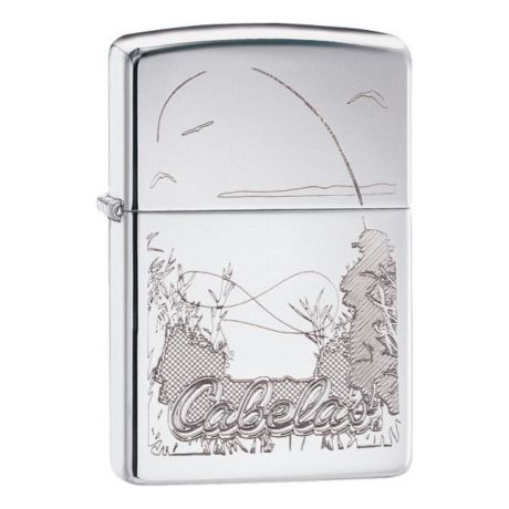 Cabela's Zippo Lighters - Fly Fishing