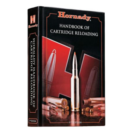 Hornady Handbook of Cartridge Reloading - 9th Edition