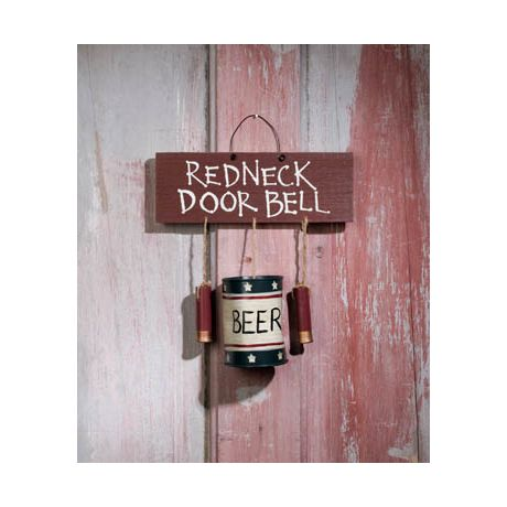 Ohio Wholesale Wall Art - Redneck Doorbell