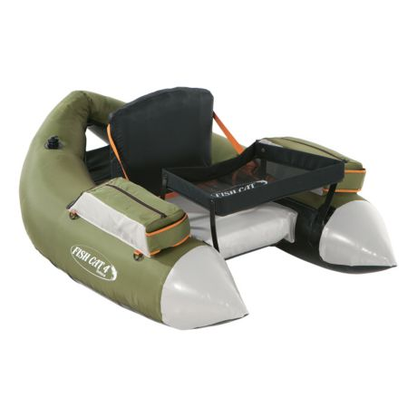 Outcast fish cat 4 deluxe float tube cabela 39 s canada for Fish cat 4