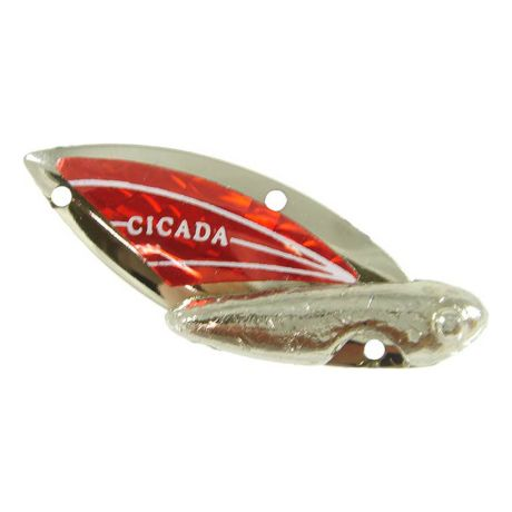 Reef runner cicada lures cabela 39 s canada for Cabela s fishing lures