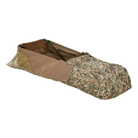 Cabelas Northern Flight Mobile 1 Layout Blind - Mossy Oak Shadow Grass Blades
