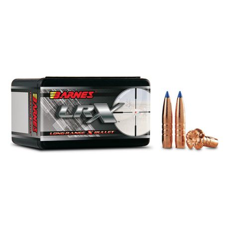 Barnes LRX Long-Range X Rifle Bullets