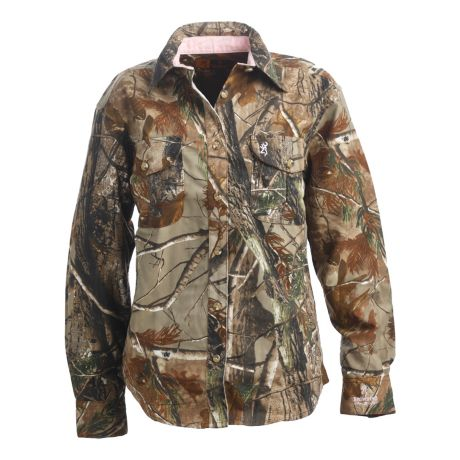 Browning Women's Wasatch Shirt