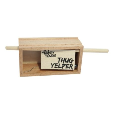 Quaker Boy Thugs H20 Yelper Box Turkey Call