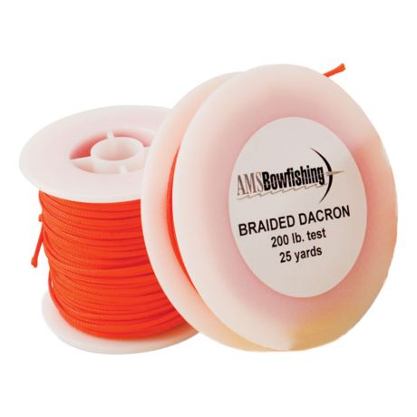 AMS Bowfishing Braided Dacron Line