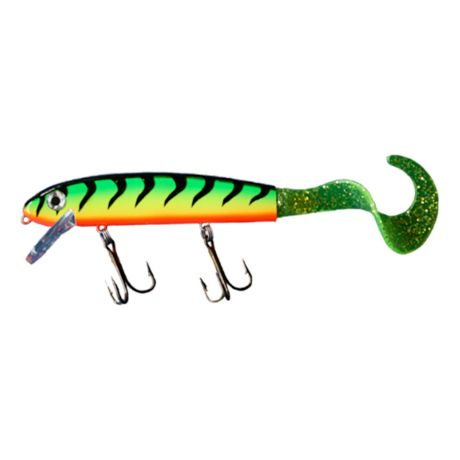 Musky mania squirrley jake fishing lures cabela 39 s canada for Cabela s fishing lures
