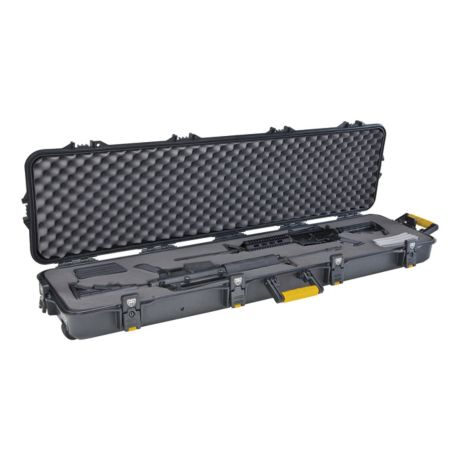 All Weather Double Scoped Rifle Case