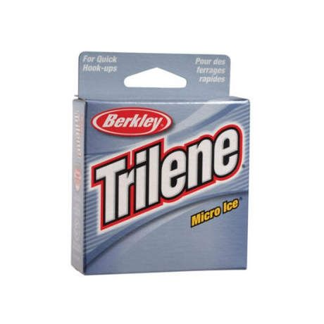 Berkley trilene micro ice fishing line cabela 39 s canada for Ice fishing line