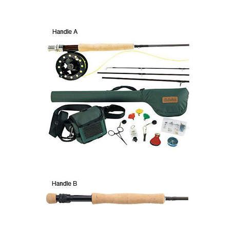 Cabela 39 s prestige fly fishing outfits cabela 39 s canada for Cabela s fly fishing