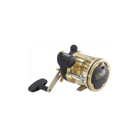 Cabela 39 s depthmaster gold linecounter reels cabela 39 s canada for Cabela s fishing reels