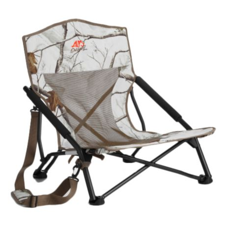 Alps Outdoorz Snow Camo Howler Predator Chair