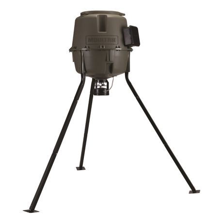 Moultrie 30-Gallon E-Z Fill Tripod Feeder