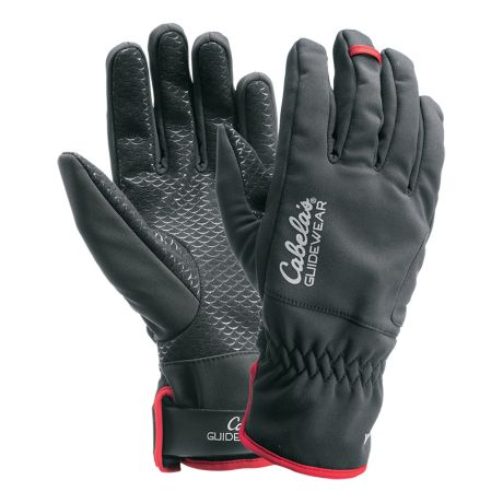 Cabela's Guidewear Full-Finger Fishing Gloves