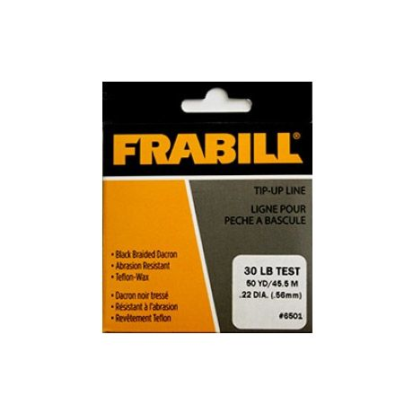 Frabill Tip-Up Ice Fishing Line