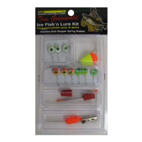 HT 13 Piece #10 Assorted Fisheye Kit