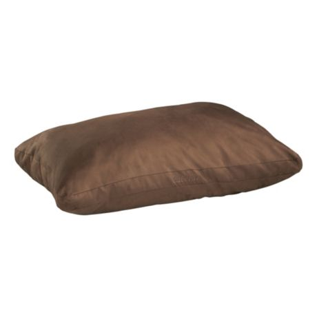 Cabela's Premium Deluxe Dog Beds - Rectangular - Microsuede Chocolate