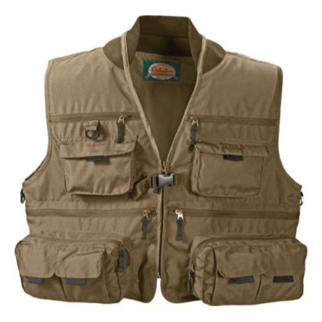 Cabela's Three Forks II Traditional Vest