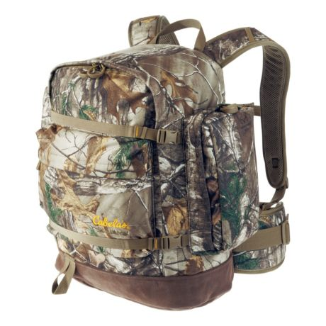 Cabela's Outfitter Series Whitetail Day Hunting Pack - Realtree XTRA