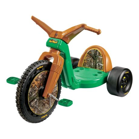 "Big Wheel  16"" Camo Ride-On Bike"