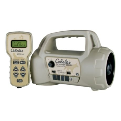 Cabela's Outfitter Series Predator Call Powered by FOXPRO®