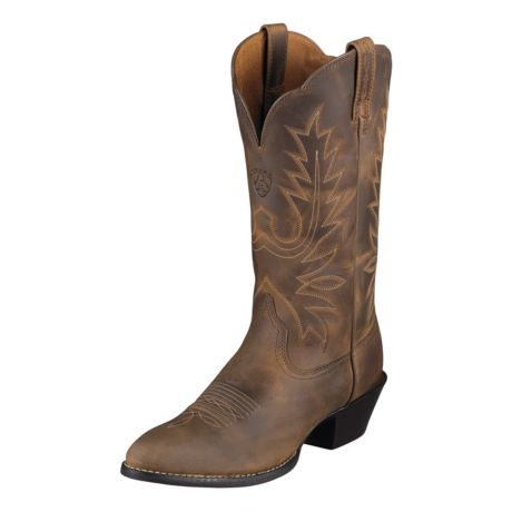 ariat 174 s heritage western r toe boots cabela s canada
