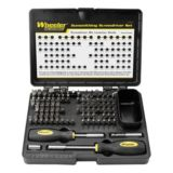 Picture of Wheeler Deluxe Gunsmithing 89-Piece Screwdriver Set