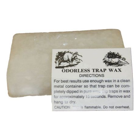 Odourless Trap Wax