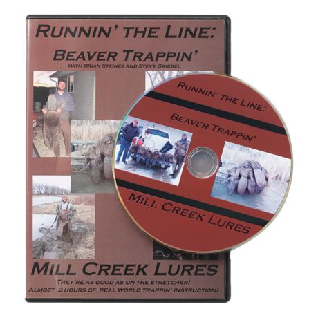 Runnin' The Line Beaver Trappin' DVD