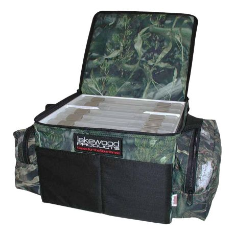 Lakewood 5 tray tackle bag cabela 39 s canada for Cabelas fishing backpack