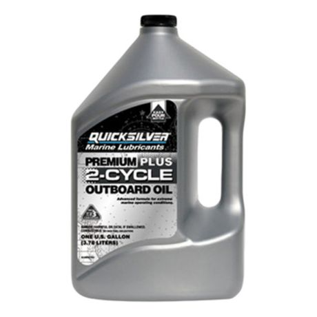 Premium Plus TC-W3 Outboard Oil