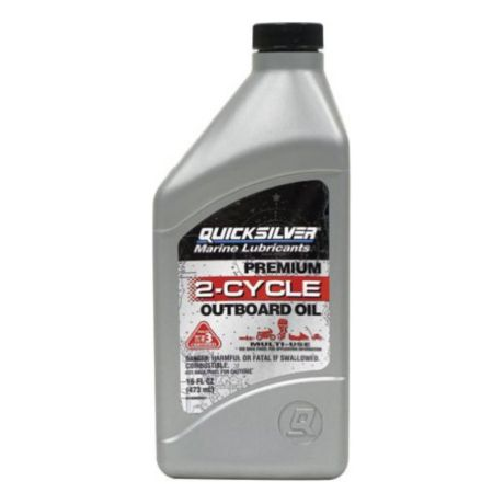 Premium TC-W3 Marine Engine Oil