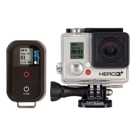 GoPro HD Hero3+ Black Edition Adventure Camera