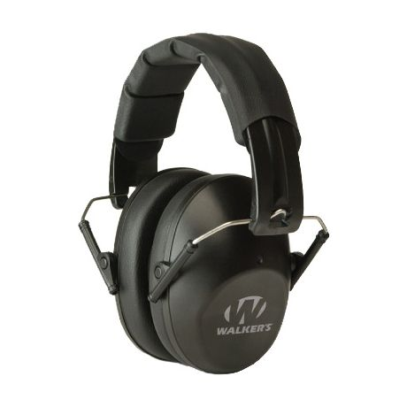 Walker's Pro Low-Profile Folding Earmuff