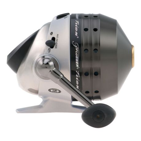 Pflueger trion spincast reel cabela 39 s canada for Cabela s fishing reels