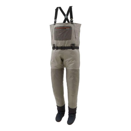 Simms g3 guide stockingfoot waders cabela 39 s canada for Cabelas fishing waders