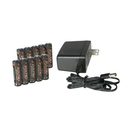 FOXPRO® 10-AA NiMH Charger Kit
