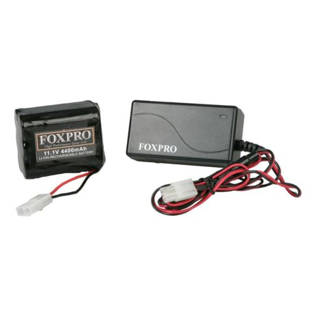 FOXPRO® Rechargeable Lithium Battery Kit