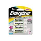 Picture of Energizer Advanced Lithium Batteries - AA 4 Pack