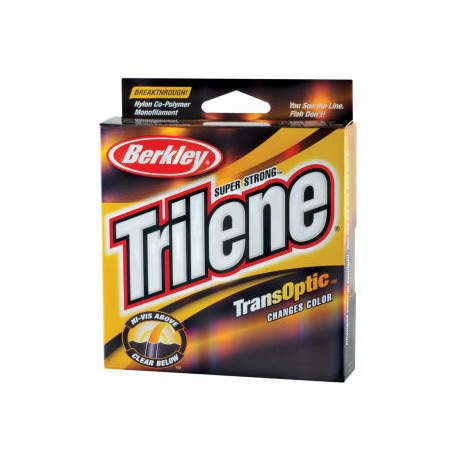 Berkley Trilene TransOptic Fishing Line