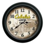 "Picture of Cabela's It's In Your Nature 16"" Clock"