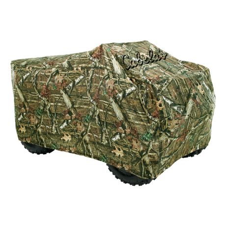 Cabela's ATV Covers - Mossy Oak Break-Up Infinity