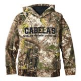 Picture of Cabela's Youth ColorPhase™ Hunt Hoodie with 4MOST ADAPT™